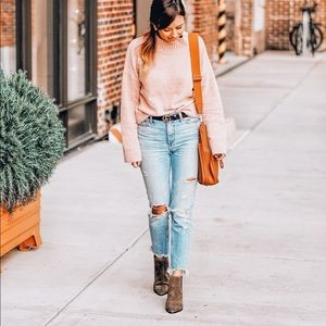 Abercrombie Annie girlfriend jeans